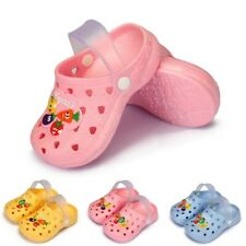 Children Infant Kids Baby Girls Boys Cute Fruit Beach Slipper Sandals Shoes