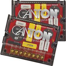 Canton 2 Wege Frequenzweiche Weichen aus QS Serie