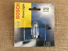 LAMPADINA PER AUTO BOSCH PURE LIGHT Twin Pack 272 12v 10w