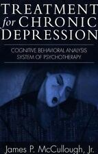 Treatment for Chronic Depression : Cognitive Behavioral Analysis System of...