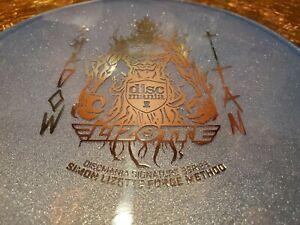 Discmania Simon Lizotte Forge Method Shadow Titan Signature Series 175g NEW