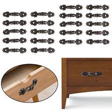 20pc Antique Handle Drawer Cupboard Door Handle Wardrobe Cabinet Pull Knob Metal