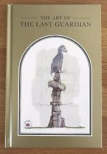 The Art of The Last Guardian - Brand New
