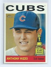 Anthony Rizzo 2013 Topps Heritage 2012 All Star Rookie #191  qty