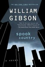 Spook Country by William Gibson (2008, Paperback)
