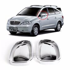 Chrome Side Mirror Molding Cover Trim K370 4P for SSANGYONG 2005-2013 Rodius