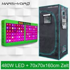 Mars Hydro 480W reflector Led Grow Light lamp +70x70x160 Grow Zelt Tent Room Box
