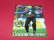 BODO ILLGNER BUNDESLIGA FC KÖLN DEUTSCHLAND PANINI FOOTBALL CARD 1994-1995