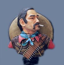 Large Scale Resin Mexican Bandit Bandito 1900  Bust Kit NIB NEW