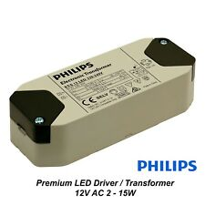 Premium Philips Dimmable LED Driver / Transformer for Downlights 240V - 12V AC