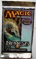 MAGIC The Gathering - NEMESIS - Booster - Englisch - OVP - NEU