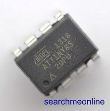 100% New And Genuine ATTINY85-20PU Integrated Circuit DIP-8