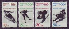 Postfrische Briefmarken mit Sport- & Spiel-Motiven aus der Bundesrepublik