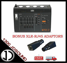 JANDS 4PAK-D 4 channel dimmer DMX512 + bonus XLR to RJ45 adaptors
