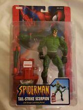 Spider-Man Classics Scorpion Tail Strike Toy Biz Marvel Legends New FreeShipping