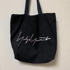 Yohji Yamamoto Tote Bag Black Aoyama shop Exclusive VIP Gift New