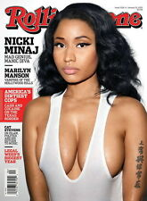 "117 Nicki Minaj - American Rapper Singer Art 24""x33"" Poster"