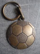 PORTE CLES BALLON FOOTBALL DEPARTEMENTAL SAPEURS POMPIERS ST AUBAN 1993 FOOT