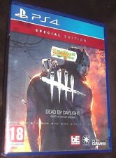Dead by Daylight Special Edition Playstation 4 PS4 NEW SEALED