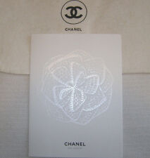 "CHANEL FINE JEWELRY BOUTIQUE SOFT-COVER BOOKLET-""CHANEL+THE ""JARDIN DE CAMELIAS"""