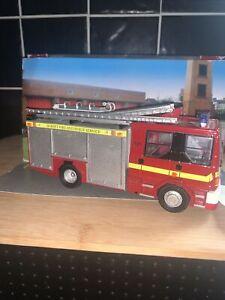 Fire Brigade Models 1/50 Scale FBM2703 - Dennis Sabre Fire Engine - Dorset Boxed