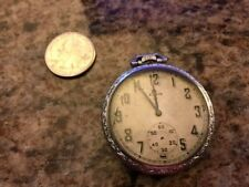 Antique Elgin Stopwatch - For Parts or Repair