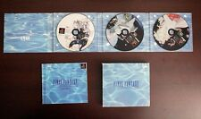 Playstation PS1 Final Fantasy Collection 4 5 6 Japan import games US Seller