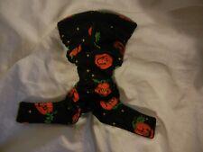 Female Dog Puppy Pet Diaper Washable Pant Sanitary Underwear SMILE PUMPKINS XXXS