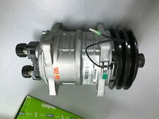 SELTEC TM13 REFRIGERATION COMPRESSOR 2AG TWIN V BELT 12V, 1X14 REAR ENTRY