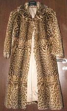 Toller Pelzmantel S 36 echt Real Fur Coat wertvoll wie Nerz weich wie Zobel 38
