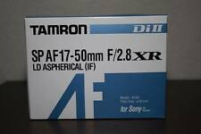 TAMRON SP AF 17-50mm f/2.8 XR Di II LD Aspherical [IF] A16 Lens for Sony NEW