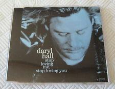 Daryl Hall - Stop Loving Me Stop Loving You - Scarce Mint Promo Cd Single