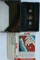 Slade - Keep Your Hands Off My Power Supply Cassette Free Shipping In Canada