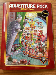 Goodman Games: Dungeon Crawl Classics (DCC) RPG - DCC Day 2021 Adventure Pack