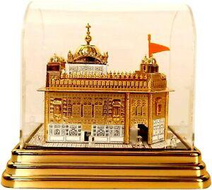 Quality Golden Temple Model |Sri Harmandir Sahib 16 cm x 12 cm x 15 cm Approx US
