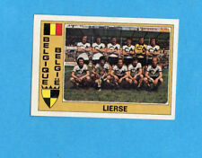 EUROFOOTBALL 76-77-PANINI-Figurina n.4- LIERSE -BELGIO-TEAM -Recuperata