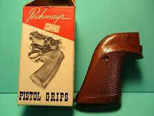 VINTAGE New Old Store Stock Wooden Pachmayr Pistol GUN HAND GRIPS Make Offer