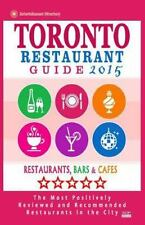 Toronto Restaurant Guide 2015 : Best Rated Restaurants in Toronto - 500...