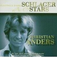 "CHRISTIAN ANDERS ""SCHLAGER & STARS (BEST OF)"" CD NEU"