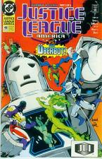 Justice League America # 48 (Keith Giffen) (USA, 1991)
