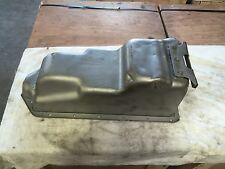 Original 1949 1950 1951 1952 1953 Flathead Ford Mercury Oil Pan 8BA Rear Sump