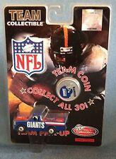 NEW YORK GIANTS NFL TEAM COIN & PICKUP TRUCK