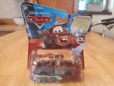 Disney Pixar Cars - Mater with glow in the dark lamp - rare htf chase -Euro card