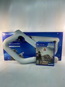 Sony PS4 PlayStation VR / PSVR Gun Aim Controller with Farpoint Game and BOX