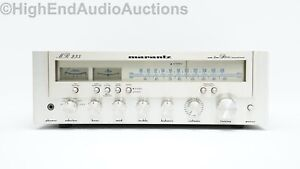 Marantz MR 235 Stereo Receiver - AM FM Tuner - MM Phonostage - Vintage Classic