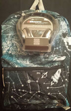 """Star Point """"The Universe"""" Backpack Tech Ready BackPack & Headphones New w/ Tags"""