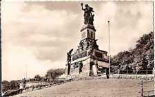 Rüdesheim, Niederwalddenkmal, unbeschrieben, 1950er Jahre