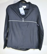 Cutter & Buck Black Water Resistant Women's Jacket, M