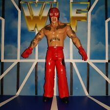 Rey Mysterio (Red) - Ruthless Aggression RA - WWE Jakks Wrestling Figure