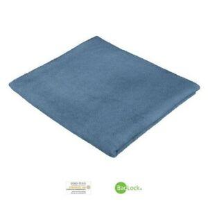Norwex 2 Brand New Denim Bath Towels